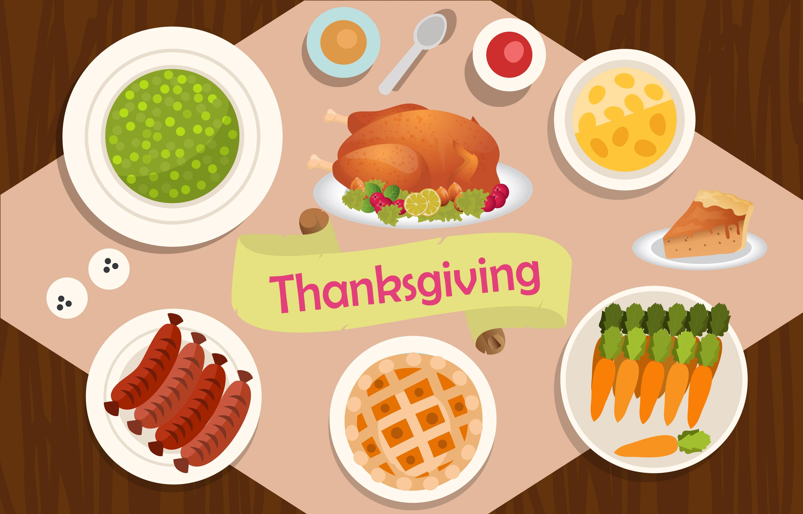 感恩節來了 ! Thanksgiving 字彙大補給 !