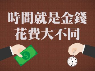 金錢與時間,spend、take、cost花費大不同