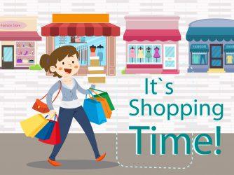 購物狂快來看 ! 學好這10句常用對話,出國購物輕而易舉 !